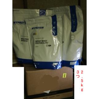 マイプロテイン(MYPROTEIN)のマイプロテイン チョコプロテイン3種 計7.5kg(プロテイン)