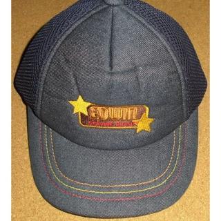 エドウィン(EDWIN)の新品未使用 EDWIN エドウィン 帽子 キャップ 野球帽 48㎝ 調節可(帽子)