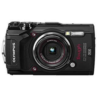 オリンパス(OLYMPUS)の オリンパス OLYMPUS TG-5 黒(コンパクトデジタルカメラ)