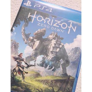 PlayStation4 - ホライゾン ゼロドーン ps4