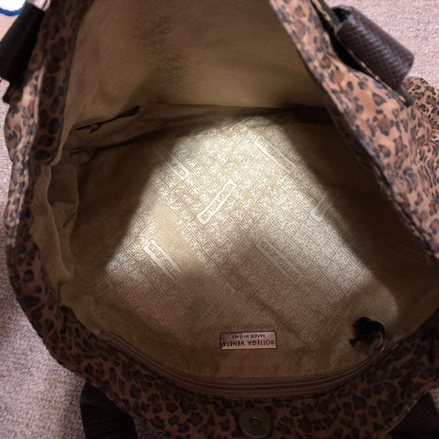 Bottega Veneta(ボッテガヴェネタ)の値下げ!ボッテガベネタ 豹柄バッグ レディースのバッグ(ショルダーバッグ)の商品写真