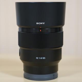 SONY - SONY 単焦点レンズ SEL85F18
