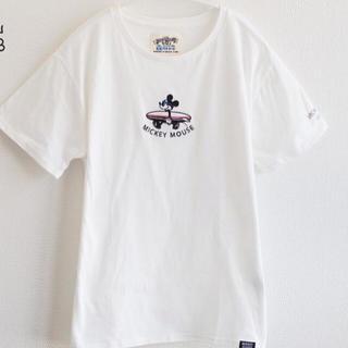 しまむら - しまむら Tシャツ ミッキー ハワイアン