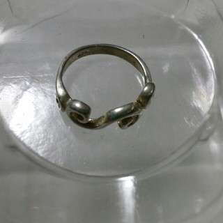 ピンキーリング  シルバー925(リング(指輪))