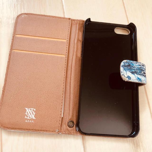 G.V.G.V.(ジーヴィジーヴィ)のg.v.g.v. iPhoneケース スマホ/家電/カメラのスマホアクセサリー(iPhoneケース)の商品写真