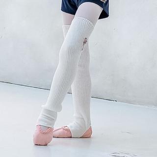 チャコット(CHACOTT)のチャコット キッズ バレエ☆レッグウォーマー(ダンス/バレエ)