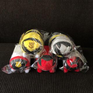 バンダイ(BANDAI)のルパパト  キュウレンジャー クリーナーマスコット 5種コンプセット(キャラクターグッズ)