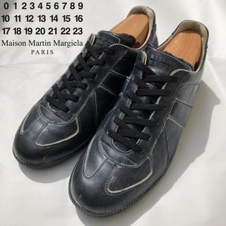 Maison Martin Margiela - ★Maison Margiela USED加工 ジャーマントレーナー サイズ43
