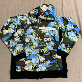 24karats - 24karats ボタニカル 花柄 セットアップ ジャージ