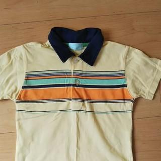 グローバルワーク(GLOBAL WORK)のポロシャツ110グローバルワーク(Tシャツ/カットソー)