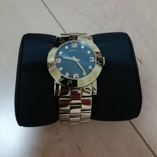 f63794b2b875 マークバイマークジェイコブス(MARC BY MARC JACOBS)の時計 ゴールド ブルー マークバイマークジェイコブス