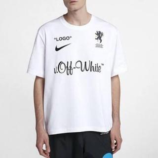 オフホワイト(OFF-WHITE)のoff-white nike nikelab mercurialNRG tee(Tシャツ/カットソー(半袖/袖なし))