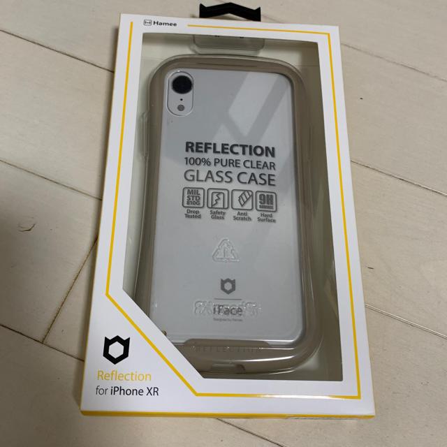 グッチ アイフォーンxr ケース バンパー - iFace iPhoneXRの通販 by ららほ|ラクマ
