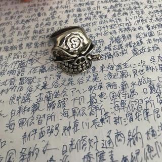 シルバーリング       今ならなんと日本史の紙もセット(リング(指輪))