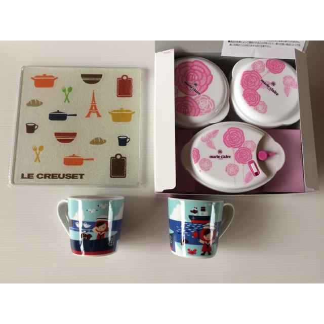 LE CREUSET(ルクルーゼ)のキッチン雑貨、食器 インテリア/住まい/日用品のキッチン/食器(収納/キッチン雑貨)の商品写真
