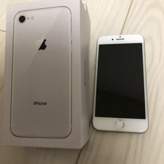 Apple - iphone 8 本体
