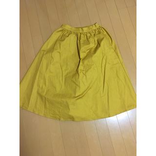 GU - GU イージーカラースカート M