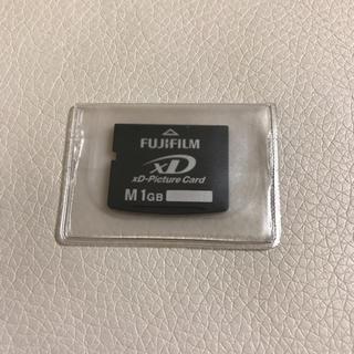 富士フイルム - FUJIFILM xDピクチャーカード Type M 1GB ケース付き