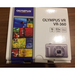 オリンパス(OLYMPUS)のOLYMPUS VR360(コンパクトデジタルカメラ)