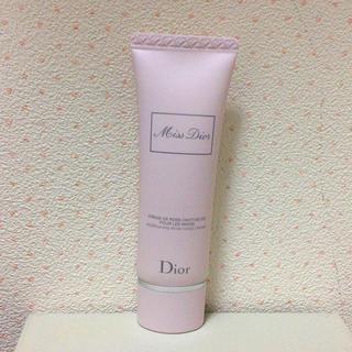ディオール(Dior)のハンドクリーム(ハンドクリーム)