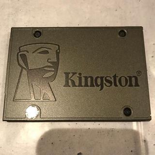 【SSD・240GB】Kingston キングストン