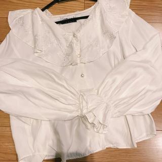 Grimoire - vintage blouse