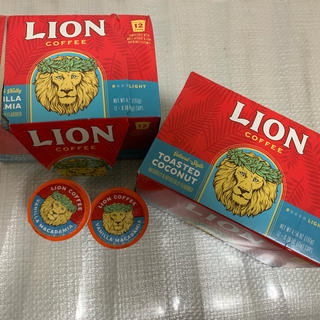 ライオン(LION)のライオンコーヒー(コーヒー)