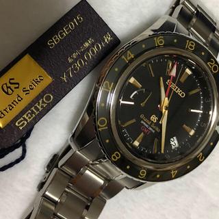 グランドセイコー(Grand Seiko)のグランドセイコーSBGE015 スプリングドライブ マスターショップ限定(腕時計(アナログ))