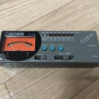 BOSS - BOSS ギター&ベース メーターチューナー