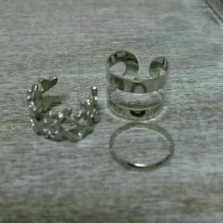 指輪3個セット★(リング(指輪))