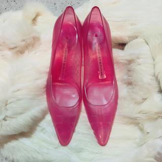 H.P.FRANCE - AMATERAS ♡ シンデレラパンプス 靴