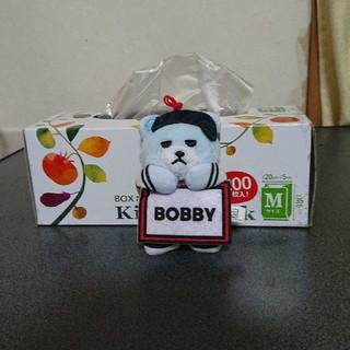 アイコン(iKON)のKRUNK  iKON メンバーマスコット BOBBY(ミュージシャン)