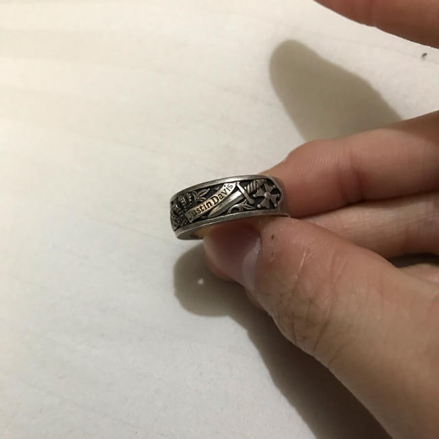 Justin Davis(ジャスティンデイビス)のジャスティンデイビス 925 リング メンズのアクセサリー(リング(指輪))の商品写真
