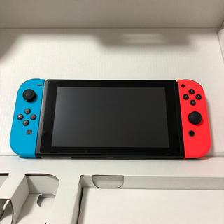 Nintendo Switch - Nintendo Switch ネオンブルー