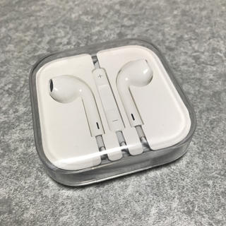 Apple - Apple iPhone イヤホン/イヤフォン