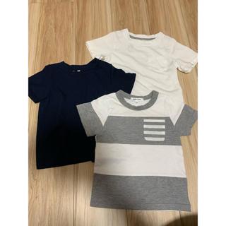 グローバルワーク(GLOBAL WORK)のグローバルワークTシャツ3枚セット(Tシャツ/カットソー)