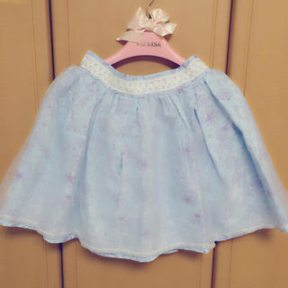 LIZ LISA - LIZLISA オーガンジースカート