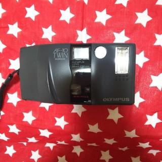 オリンパス(OLYMPUS)のOLYMPUS AF-10 twin(フィルムカメラ)