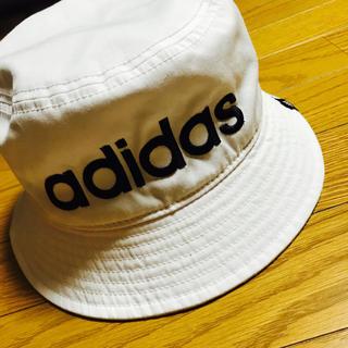 adidas - アディダス バケットハット・最終値下げ!早い者勝ち