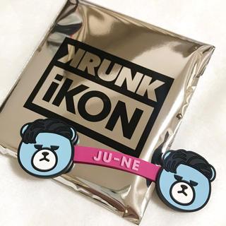 iKON - 【 ジュネ 】iKON ケーブルホルダー YG公式グッズ