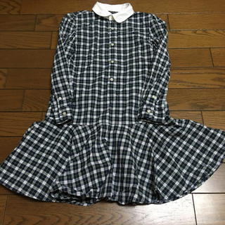 ラルフローレン(Ralph Lauren)のラルフローレン 襟付き シャツワンピース(ワンピース)