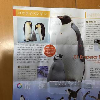 カイヨウドウ(海洋堂)のコウテイペンギン フィギュア(その他)