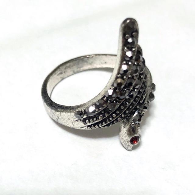 同時購入で350円 ステンレス指輪 LY18 メンズのアクセサリー(リング(指輪))の商品写真