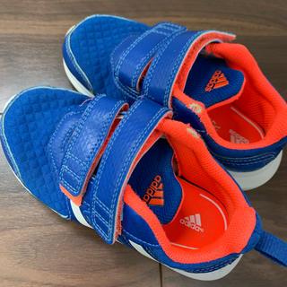 アディダス(adidas)のアディダス スニーカー 16cm(スニーカー)