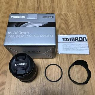TAMRON - TAMRON 16-300mm F/3.5-6.3 レンズ