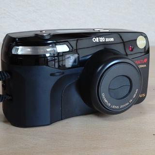 オリンパス(OLYMPUS)の【送料込】OLYMPUSフィルムカメラ(フィルムカメラ)