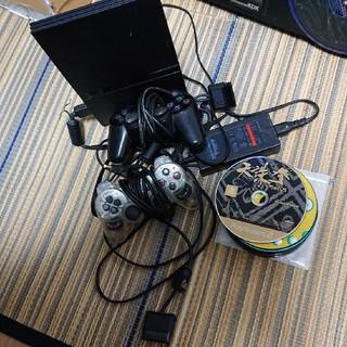 プレイステーション2(PlayStation2)のps2 薄型一応ジャンク品(家庭用ゲーム本体)