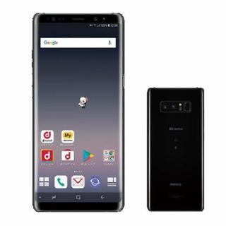NTTdocomo - 令和記念!ドコモ SC-01K Galaxy Note 8 ワイヤレス充電器付