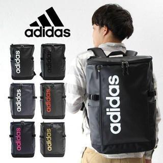 adidas*31Lアディダス ボックス型リュックサックACE■定価9,612円