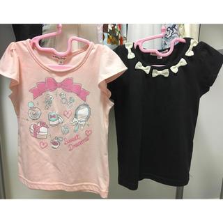 anyFAM - エニファム  anyfam Tシャツ トップス 2枚セット